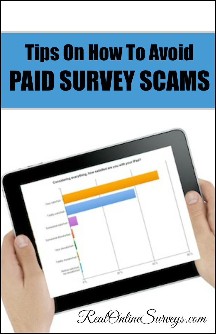surveys scam tips on how to avoid paid survey scams 1501