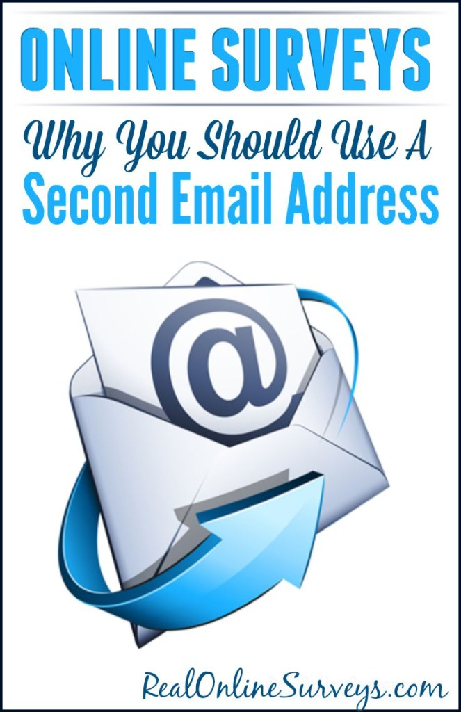 address to use for surveys online surveys why you should use a second email address 2167